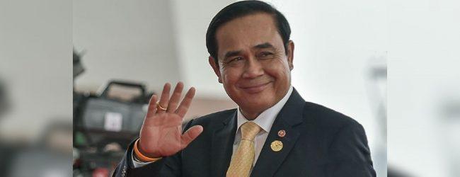 Thai PM invited to visit Sri Lanka