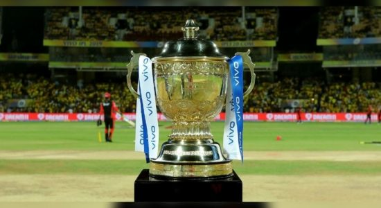 IPL to be held with limited spectators in UAE