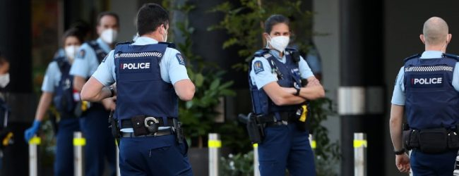 Sri Lankan extremist shot dead in New Zealand after a stabbing rampage