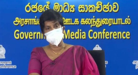 Extend lockdowns for two more weeks: Dr. Sudarshini