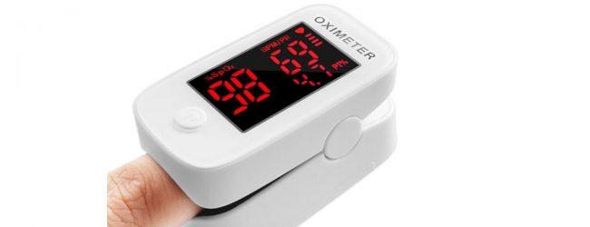 Gazette declaring MRP for oximeters issued