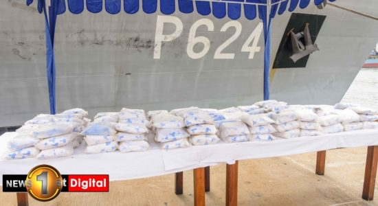 Rs. 7 Bn worth heroin seized by Navy since 30th August