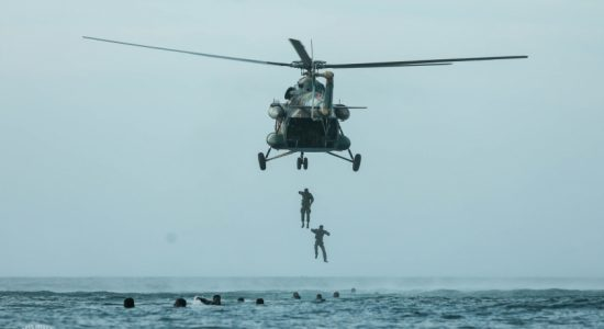 (PICTURES) Exercise Cormorant Strike XI – Halo Casting in Trincomalee
