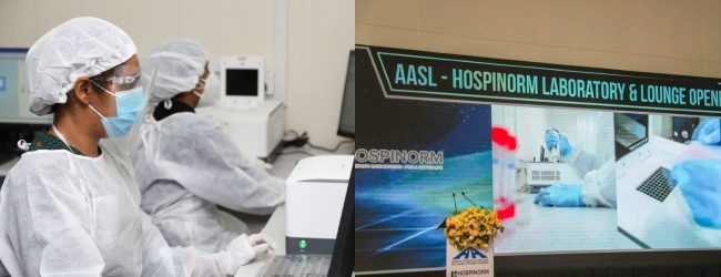 PCR for arrivals at new Hospinorm Laboratory Lounge at BIA from Saturday (25)