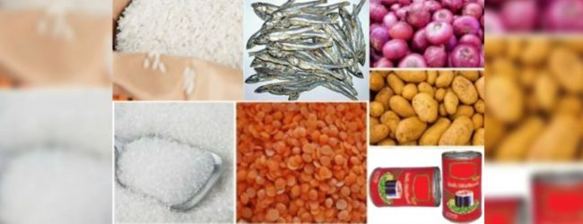 Commissioner General of Essential Services issues order to prevent concealment of food stocks