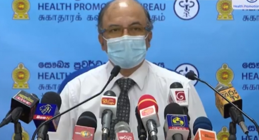 Get vaccinated without delay – Dr. Hemantha Herath