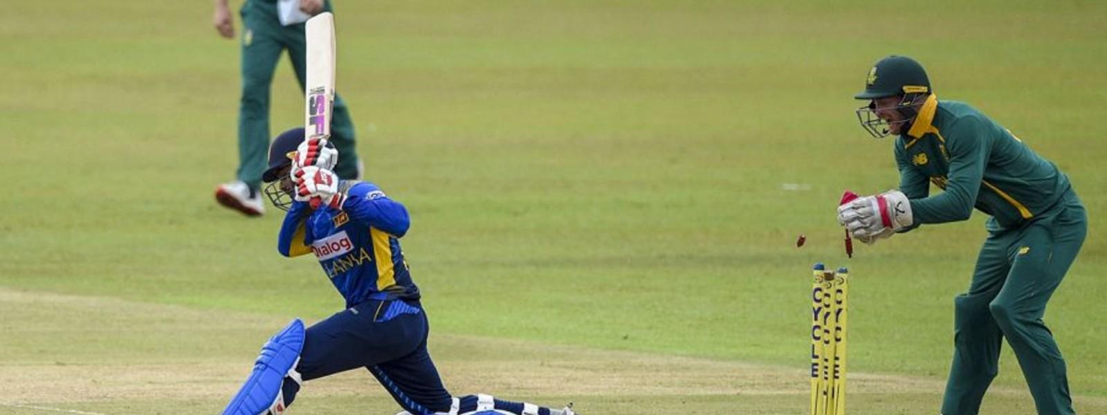 Malan shines as South Africa defeat Sri Lanka by 67 runs (DLS method)