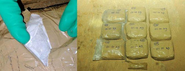 Navy seizes Crystal Methamphetamine (ICE) worth over Rs. 79 million