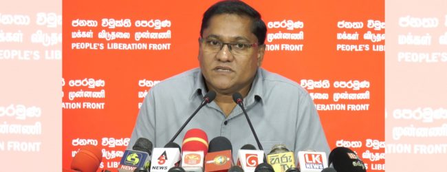 Terminate LNG deal with New Fortress, JVP tells Govt