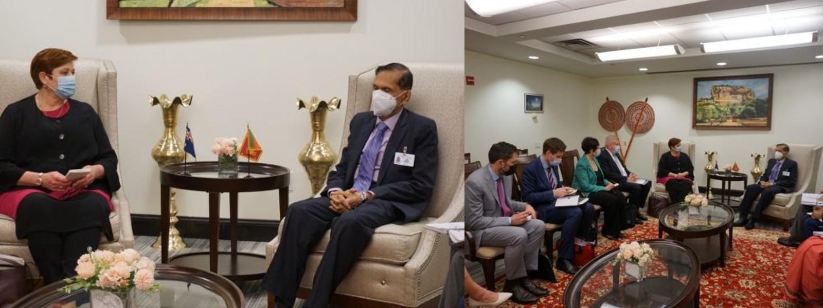 Sri Lanka, Australia discuss enhanced cooperation
