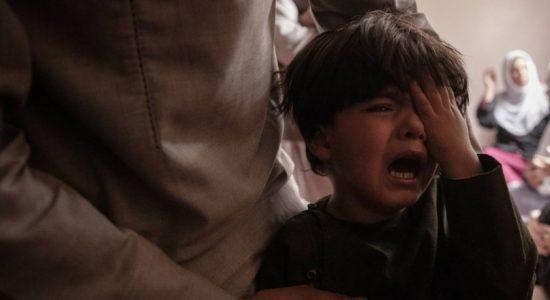 U.S. military admits drone strike killed civilians and children in Kabul