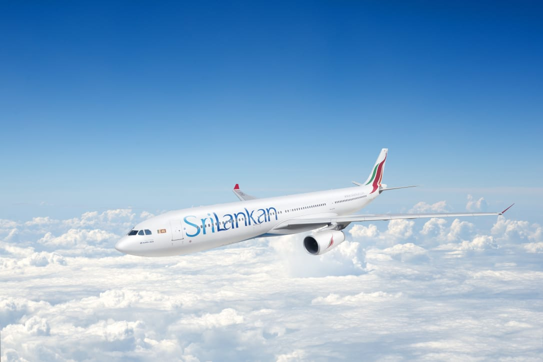 SriLankan resumes direct flights to Paris