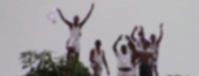 Prisoners continue protest demanding sentences be commuted