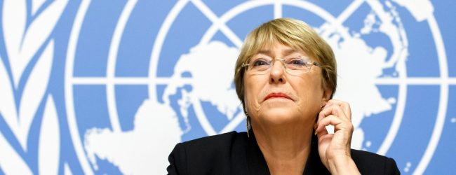 Emergency on Food Security may further expand military role – UNHR Chief