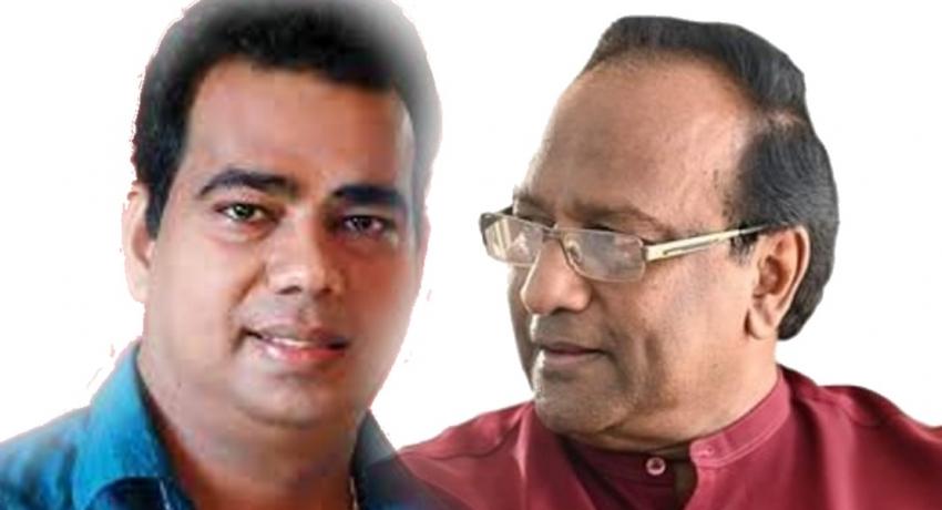 MP vs Minister : Jagath Kumara 'NOT AFRAID' of disciplinary action