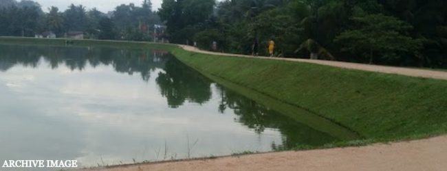 Rs. 2 Bn for jogging tracks at more Wewa's in the country
