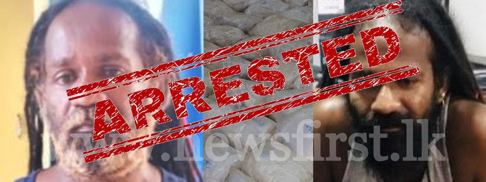 Heroin Trafficker 'Bob Marley', arrested