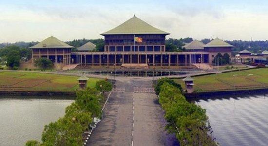 Finance Bill passed with Amendments