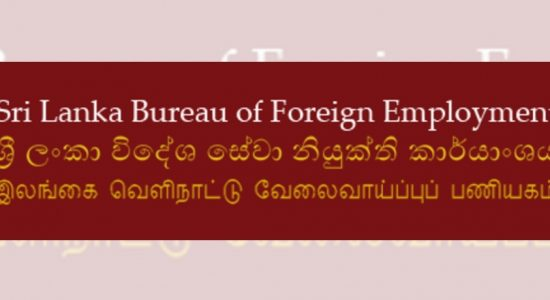 SLBFE requests third dose for migrant workers