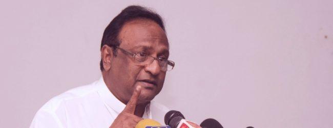 Minister Weerasekara denies directing CID to question teachers