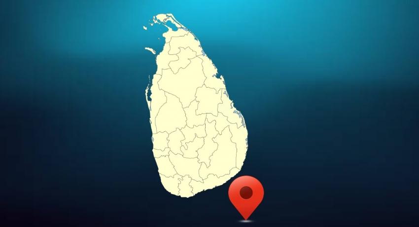 Magnitude 4.1 earthquake in deep seas South of Sri Lanka; NO tsunami threat