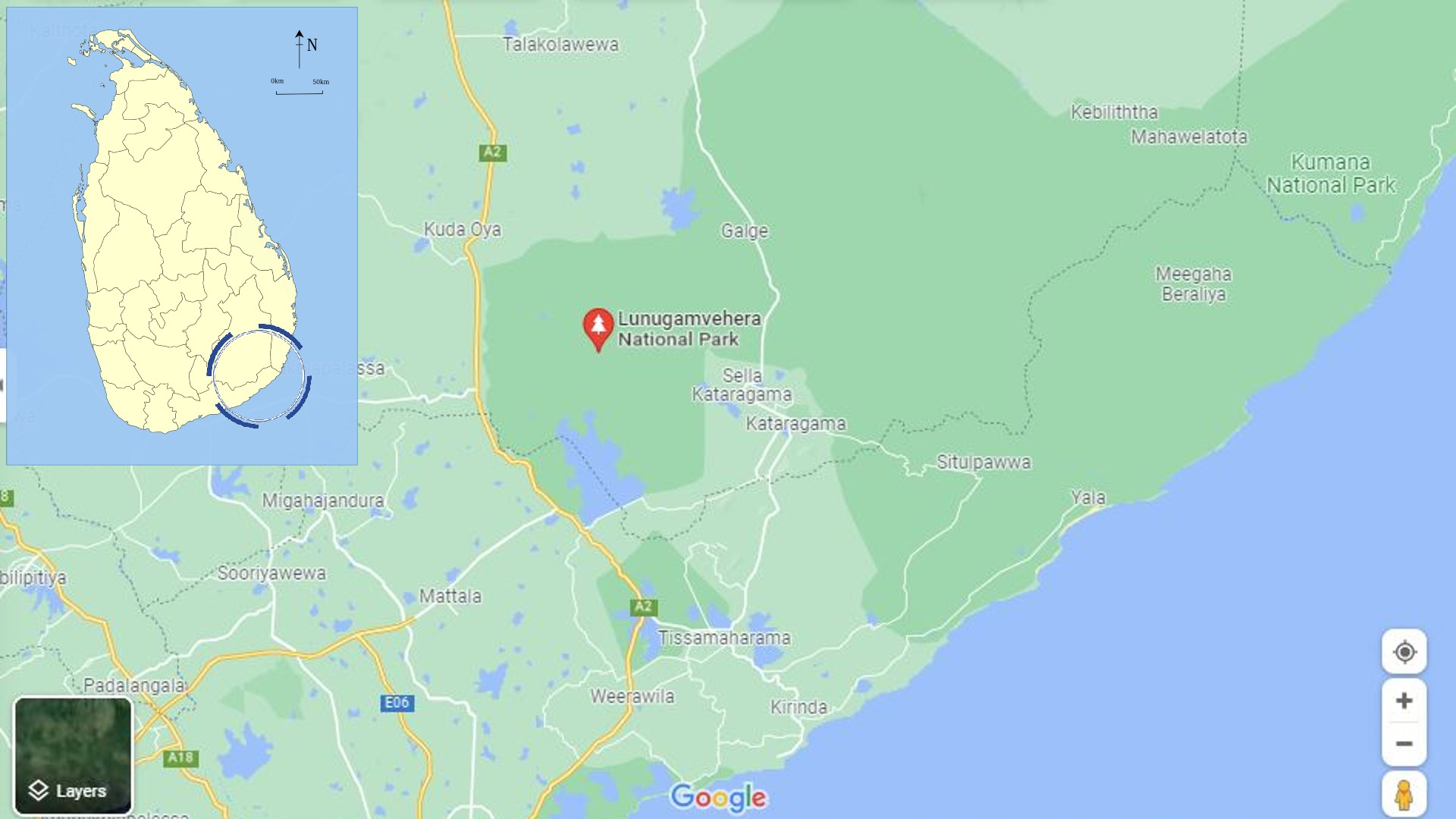 Another tremor experienced in Sri Lanka's South