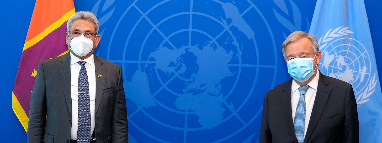 UN Secretary-General assures positive support to SL – PMD