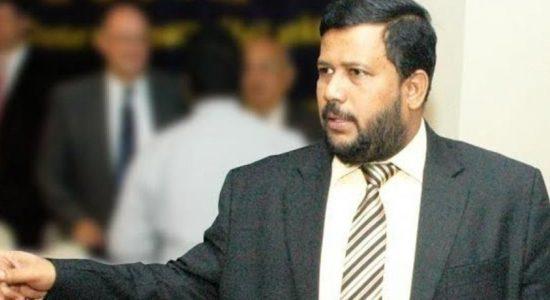Rishad returned back to remand custody