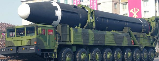 North Korea tests new hypersonic missile