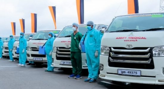 Mobile Vaccination Fleet to continue operations on Wednesday (01)