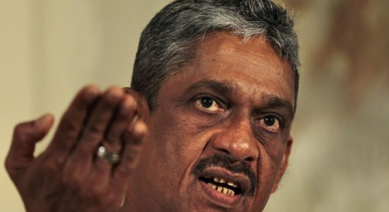 Emergency Regulations not necessary to control food prices: Sarath Fonseka