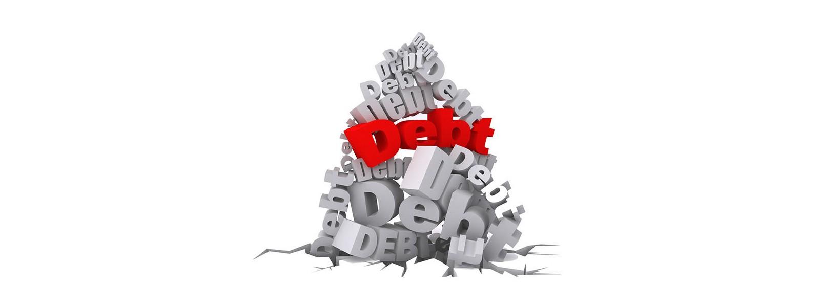 Sri Lanka's Debt burden up by Rs. 1.4 Trillion