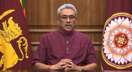 Sri Lanka's vaccination program is a success, President tells UN General Assembly