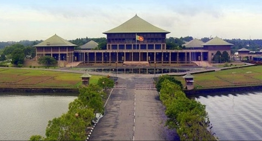 Parliament to convene from 4th to 8th October