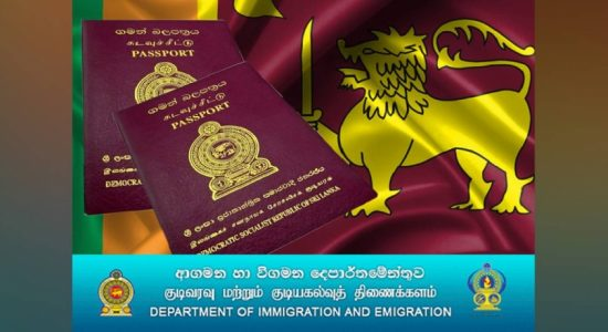 Rate of passports obtained daily on the rise