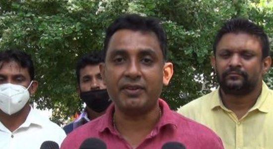 Mahindananda spews lies without concern: MP Rohana Bandara