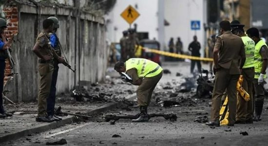 Easter Attacks: Indictments filed against 24 accused