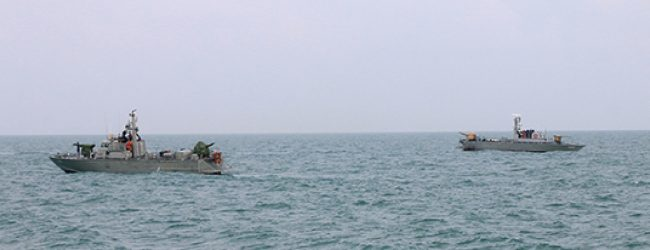 Body of missing Indian fisherman recovered two days after poaching vessel sank in the Sea of Sri Lanka