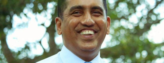 Sri Lanka will return back to normalcy in a few weeks: Minister Johnston