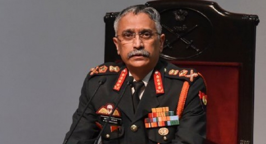 Indian & Sri Lankan Militaries should be modernized – Indian Army Chief