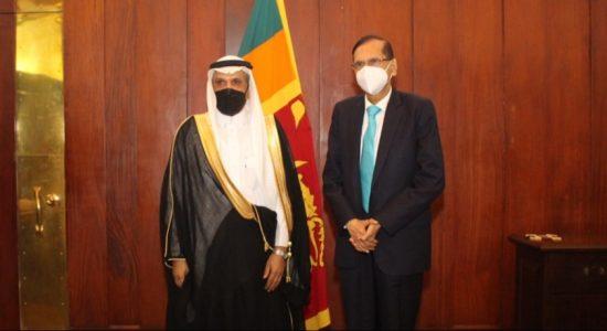 Sri Lanka wants Saudi Arabia to increase opportunities for Sri Lankans