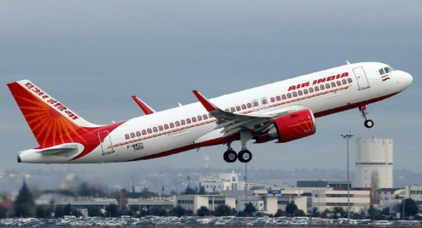 Tata Wins Bid for India's National Carrier Air India