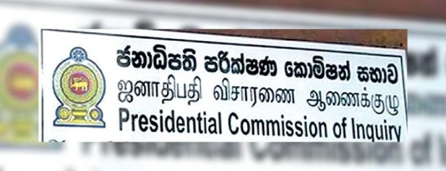 Powers of PCoI to execute PCoI recommendations on political persecution, enhanced