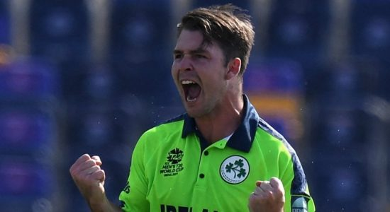 ICC T20 World Cup: Ireland hammer Netherlands as Campher takes four in four