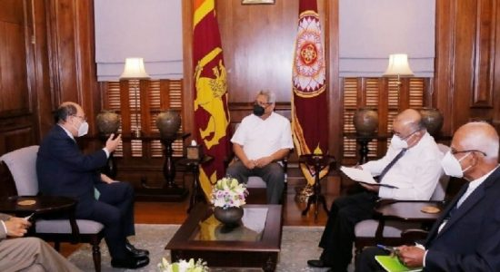 Sri Lanka will not be used to threaten India's Security – President