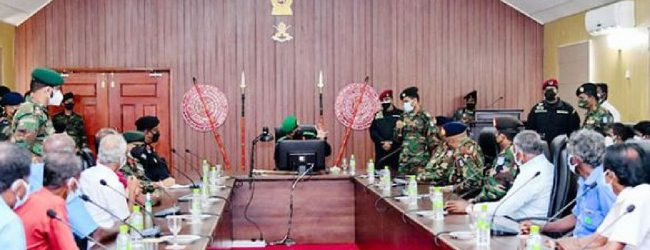 Commander assures Army Cooperation to Farming Communities in the North