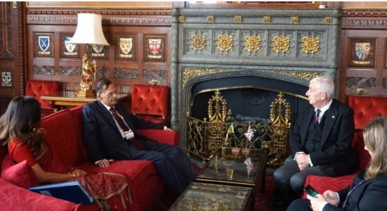 Sri Lanka considering revival of bicameral legislature: Prof. G.L. Peiris