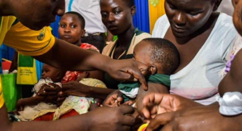 Malaria vaccine a 'breakthrough for science', WHO chief says