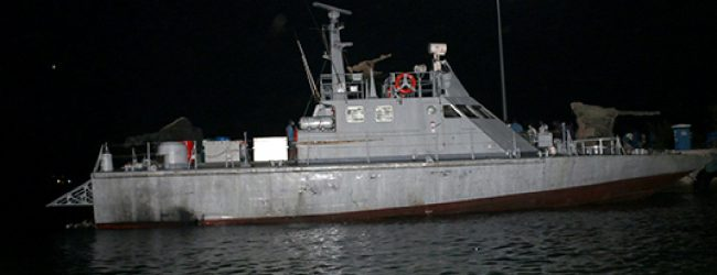 Navy divers search for missing Indian fisherman