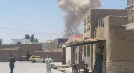 32 killed by Kandahar mosque explosion
